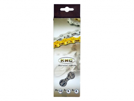 Цепь 1/2x3/32x116L KMC X8.