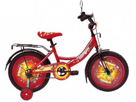 ВЕЛОСИПЕД TOTEM 16 BMX-KID ST НУ ПОГОДИ красный