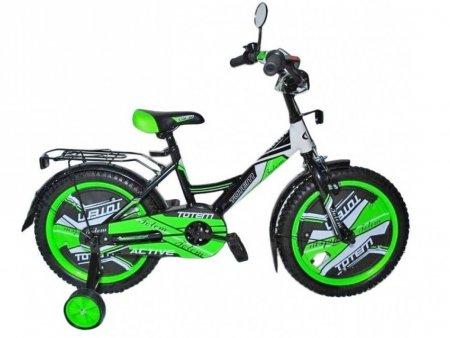 ВЕЛОСИПЕД TOTEM 18 BMX-KID ST ACTIVE зеленый