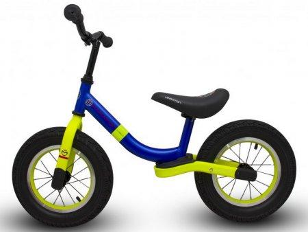Велобег Maraton Cosco BLUE-YELLOW 12 дюймов сине-желтый