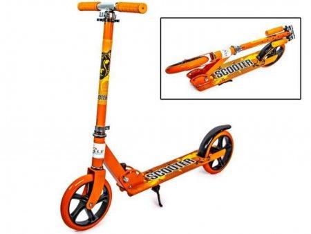 Самокат Scooter Scale Sports 460 оранжевый