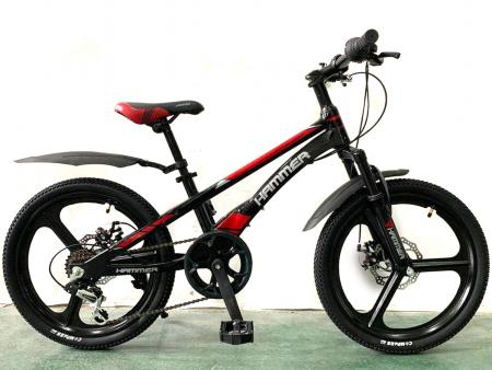 Горный велосипед VA210 MG на магнезиевых дисках рама 11