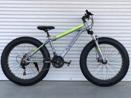 Велосипед TopRider 650 ФЭТБАЙК рама 17