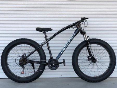 Велосипед TopRider 215 FATBIKE рама 17