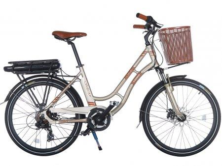 Электро Велосипед Trinx SELLA 2.0 колеса 24
