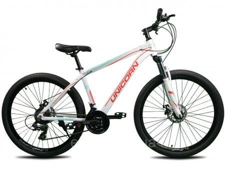 Велосипед 27.5 дюймов Unicorn Pilot белый