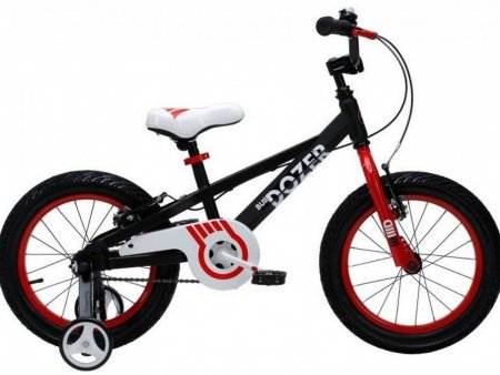 ВЕЛОСИПЕД ROYALBABY 16 BMX-KID ST BULL DOZER (04181)
