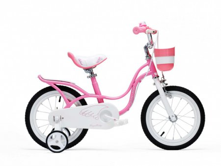 ВЕЛОСИПЕД ROYALBABY 16 BMX-KID ST LITTLE SWAN (04161)